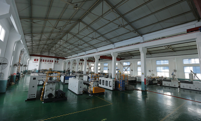 Qingdao HeGu Wood-Plastic Machinery Co.,Ltd